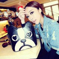 2013 fashion bags,    cartoon bag messenger bag shoulder bag small bags women's handbag  ,Free shipping