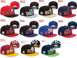 SF Raiders Saints Falcons Ravens Patriots Steelers Redskins NY Snapback hats men's popular Rugby sports caps Free Shipping(China (Mainland))