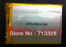 Free Shipping Size 606790 3.7V 4200mah Lithium polymer Battery For iPad 3 Tablet PCs PDA Digital Products(China (Mainland))