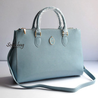 Star style yeh leather bag handbag free shipping leather bag