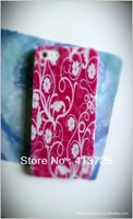 for iPhone5 painted shell for custom-made designs can be customized
