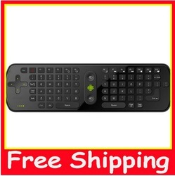 Gyroscope Mini Fly Air Mouse RC11 2.4GHz wireless Keyboard for media player wifi maige tv with Free Shipping!!(China (Mainland))
