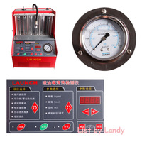 Common rail injector tester Original Launch CNC-602A injector cleaner & tester