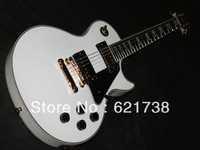 HOT SALE custom shop Alpine white VOS Electric Guitar with ebony fingerboard EMS free shipping