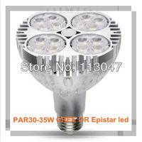 CREE PAR30 35W spotlight , E27 CE/ROHS LED Spotlight, 85-265V AC 2500lm, Free shipping for 8pcs/lot