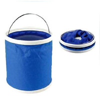 Folding bucket folding bucket retractable bucket car wash bucket portable bucket fishing bucket