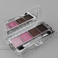 Make-up color box eye shadow pearl color princess series of the earth