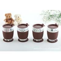 Free shipping 60pcs/ot  Animal lovers Ceramic cup Fashionable mug