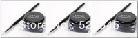 Waterproof black eyeliner gel w/brush Fluidline Make-up eyeliner 5Pcs/Set HB949