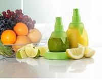 Free shipping 2pcs/set ABS Creative Lemon Juice Sprayer,Hand Juicer,Mini Squeezer .32