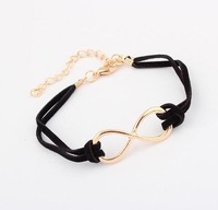 Min.order is $15 (mix order)~Korean Version Of The Simple And Stylish Ms. Bow Bracelet ~ 96317