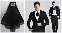 Male fashion handmade casual crystal the groom married cravat bow tie hot-selling
