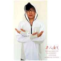 Bamboo cotton hoodie sun protection clothing fishing services sunscreen breathable sun protection clothing