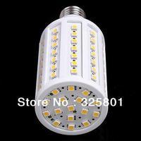 2013 Hot sale! 2pcs/lot 4w 5W 7W 10W 14W 18W 30W E27 e14 b22 5050 SMD Corn Light Bulb LED Lamp lighting 110v-240v Free shipping