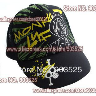 Free Shipping! Cosplay Accessories One Piece cap A107