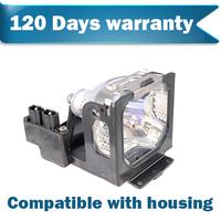Compatible PLC-XU25A PLC-XU50 PLC-XU50A for Sanyo projector lamp