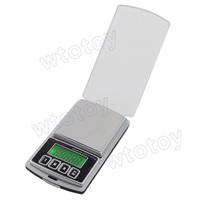 Precision Digital Pocket Scale 200g Max 0.01g Resolution  20574