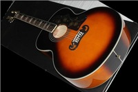 best Factory guitar best Musical Instruments custom j200 vs Acoustic Guitar in stock