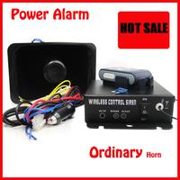 AS920 Car horn speaker/200w wireless alarm siren /car security /Speaker alarm/9Tone /quality/ siren/ alarm system / remote car