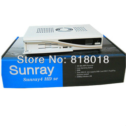 3 tuner SR4 800se Sunray4 hd se sr4 sunray 800 hd se triple tuner(China (Mainland))