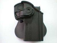 Cytac Black Tactical Pistol Holster Belt Holster (Fit For All Most Pistol) free ship