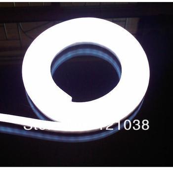 HIGH QUALITY!!!!!  Led Neon Flex White LED soft neon light led neon rope light 80pcs/m