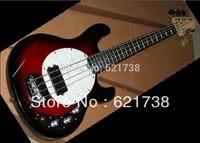 best Factory New selling Custom 5-String Bass Guitar Fire Burst new Arrival electric bass guitar