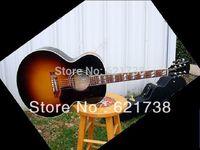 best Montana J200 Jumbo Acoustic guitar Fishman Ellipse Aura Vintage Sunburst CLEAN OEM Available Cheap