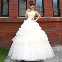 Free Shipping 2013 New Arrival Benie Bridal Wedding Dress,Wedding Gown