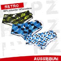 Free Shipping 1pcs/lot Men's Swimming trunks Beachwear Colorful Mens Swimwear Trunks Low Waist Swimwear shorts Swimsuit S M L XL