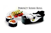 Free shipping 1pcs TV MAGIC ROLL PERFECT ROLL-SUSHI,Easy Sushi Maker Roller equipment as seen on T