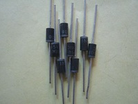 Free shipping 50PCS 1N5408 3AMP 1000V RECTIFIER DIODE DO-201