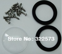 Lens Protecting Lens Replacement Kit Also for Subtig GOPRO Hero2