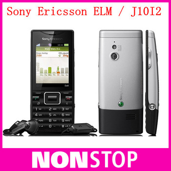 J10 Sony Ericsson J10i Elm Quad band original cell phones Sony Ericsson J10I2 3G (Unlocked) Cellular Phone,Wifi,mp3