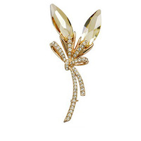 Yuki accessories Women brooch flower pin fashion elegant