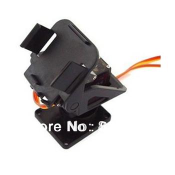 HK POST free Nylon PT pan tilt camera mount platform suitable for 9g servos in bulk fpv equipment