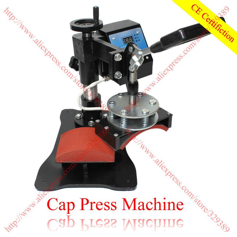 Cap press machine transfer press machine cap printer CE certificate(China (Mainland))