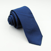 Lots Sale Student School Uniform Neck Tie 5cm navy blue tie basic solid color ct006