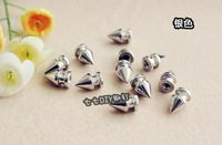 Sunflower 100PCS/LOT Punk style Rivet For clothing bags shoes  punk spike bullet 1.3cm rivet rivets