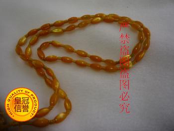 Natural deep sea shell necklace