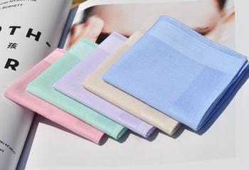 Gentlewomen 100% cotton handkerchief 100% cotton handkerchief women's handkerchief