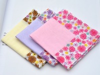 Meters 100% cotton handkerchief orchid 100% cotton handkerchief women's handkerchief small print
