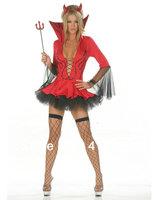 Женский маскарадный костюм Maclove Fancy CL9008