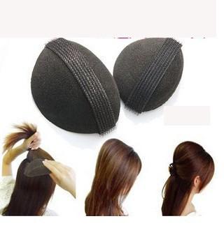 Fashion Hair Puff Paste Heightening Princess Hairstyle Device 2Pcs CM553(China (Mainland))