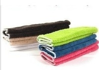 Min.order is $15 (mix order) Universal towel bowl car wash nano towel ultrafine fiber wiping
