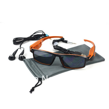 Sunglasses MP3 Player Bluetooth Headset Headphone Special For Travel