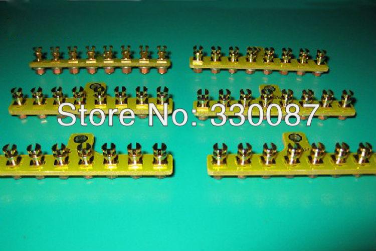 2pcs T-8post T-style tag strip/tag board/turret board/vintage tube audio amp DIY(China (Mainland))