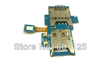 Micro SD SIM Card Slot Vibrator Flex cable For Samsung i9070 Galaxy S Advance Free Shipping & Tracking