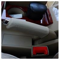 Roewe 350 full genuine leather handbrake cover car brake cover