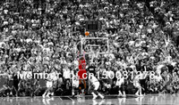 "02 The Last Shoot Michael Jordan NBA MVP 24""*40""Poster"